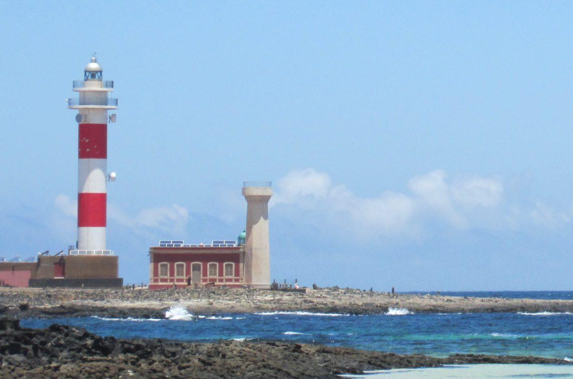 El Cotillo light house, Faro de el Tost