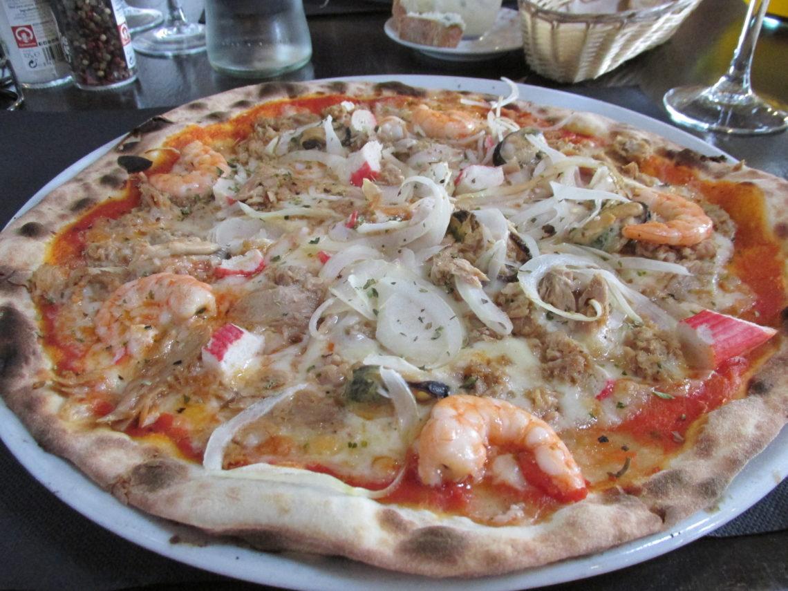Pizzeria La Cancela in Lajares (Fuerteventura)