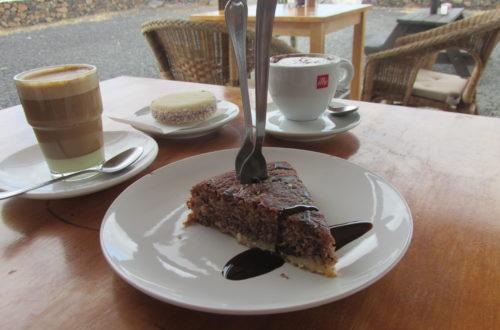 Pastelo, a bakery between Corralejo and el Cotillo. (Fuerteventura)
