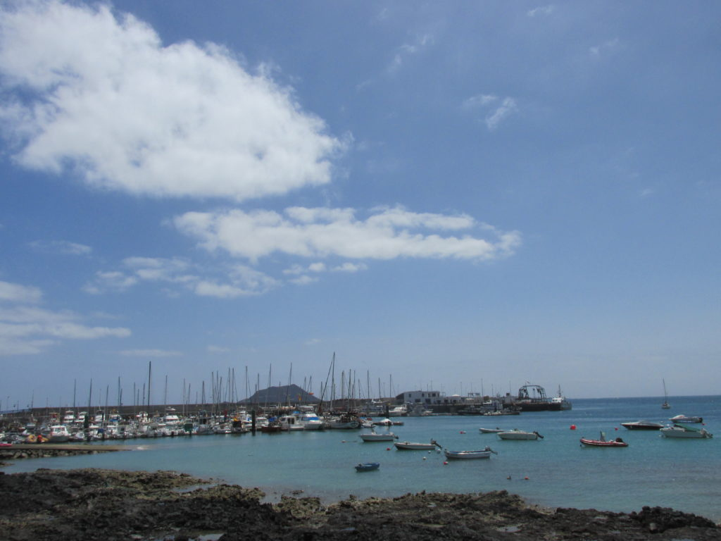Harbour Corralejo
