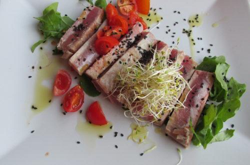 Fresh tuna Fuerteventura